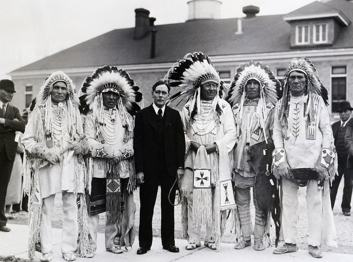 193rd Anniversary of the Bureau of Indian Affairs